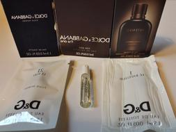 Mens Designer Cologne Samples Lot Dolce & Gabbana Intenso Li