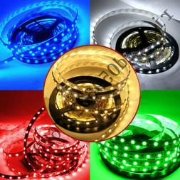 Multi-Color 5M 150/300/600Leds 5050/3528 Indoor/Outdoor Flex