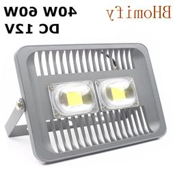 New Arrival 40W 60W Epliled waterproof 12V input led flood <