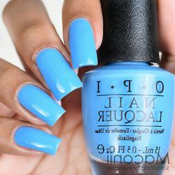 Nail Polish Opi Light Blue Light Blue Org