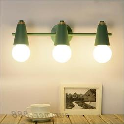 Nordic Mirror Light Modern Wall Lamp Bathroom Indoor Wall La
