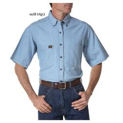 riggs workwear by men s chambray work