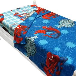 """Marvel Spiderman """"I am the Ultimate"""" 2-pc. Twin Size Sheet S"""