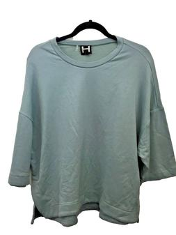 sweater womans sz large 3 4 sleeve