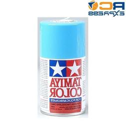Tamiya PS-3 Polycarbonate Spray Paint Light Blue 3 oz TAM860