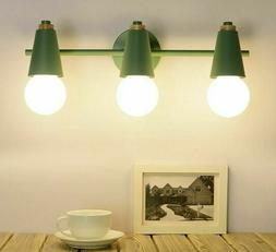 Wall Mounted Mirror Light Modern Colorful And Shinning LED W